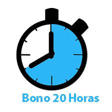 Bono 20 horas Mantenimiento