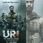 URI Movie Cast Trailer Release Date Review Story Opening Day Income