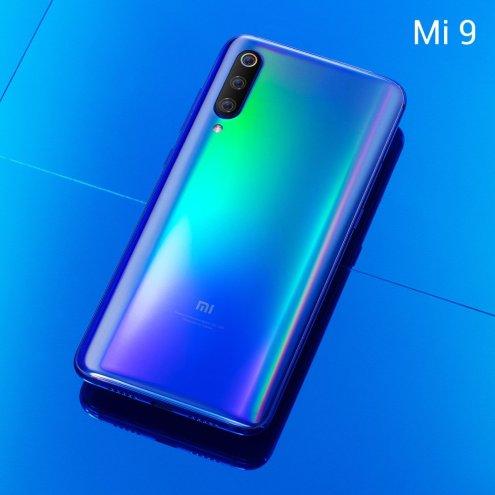 Xiaomi MI9 Smartphone In Dark Blue