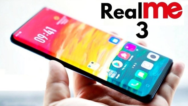 REALME 3 PRO FEATURES SPECS PRICE IN INDIA LAUNCH DATE