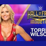 Triple H Welcomes Torrie Wilson In WWE Hall Of Fame 2019