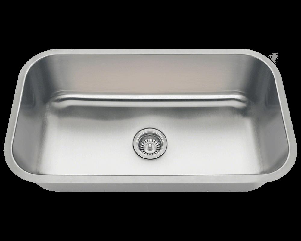 3218c single bowl undermount stainless steel sink