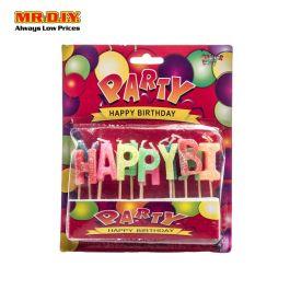 Happy Birthday Candles Mr Diy