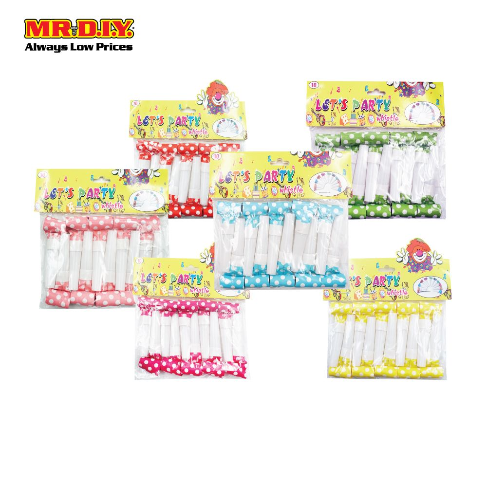 Have A Colourful Birthday Party With Mr Diy Mr Diy Always Low Prices