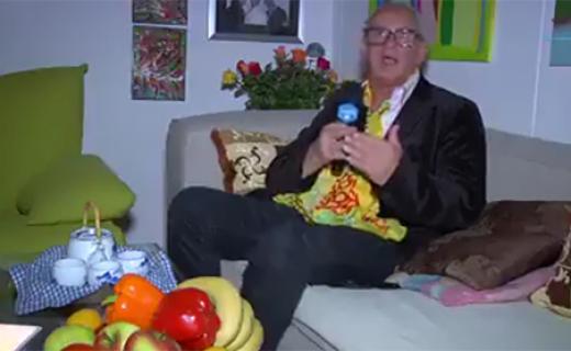 حوار مع الفنان التشكيلي المغربي الشاقوري لعروسي محمد.