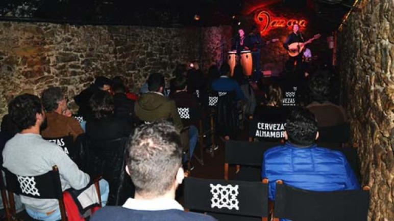 """مجموعة """"إينومازيغ"""" تنظم حفل تقديم ألبومها الجديد """"أريف"""" بمدينة بيك برشلونة"""