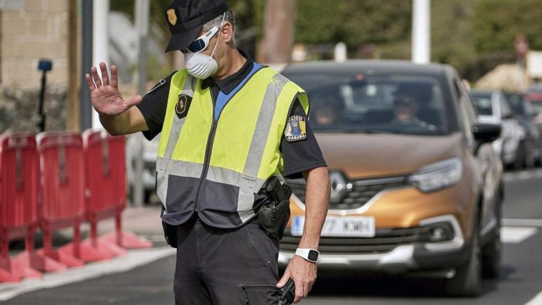 ألمانيا تغلق حدودها مع النمسا وفرنسا وسويسرا بسبب فيروس كورونا