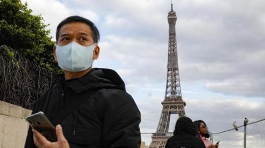 """الوضع جراء تفشي فيروس كورونا في فرنسا """"مقلق جدا"""" و""""يتدهور بسرعة كبيرة"""""""