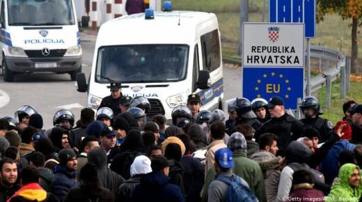 كرواتيا تتوقع موجة هجرة جديدة وتؤكد استعدادها لحماية حدودها الخارجية