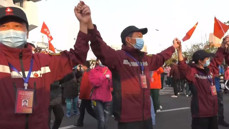 الصين تعلن للمرة الأولى عدم تسجيل أي إصابة جديدة بفيروس كورونا محلي