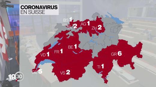 سويسرا.. 4 وفيات إضافية و900 إصابة جديدة بكورونا