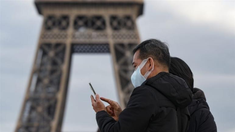 860 وفاة بفيروس كورونا في فرنسا (وزير الصحة)
