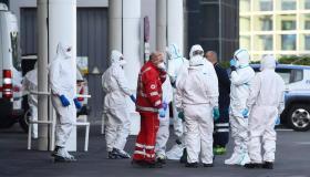 """إيطاليا تسجل تراجعا """"يبشر بالخير"""" .. 601 وفاة بكورونا خلال 24 ساعة"""