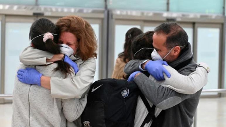 أكثر من أربعة آلاف وفاة و56 ألف إصابة بكورونا المستجد في إسبانيا