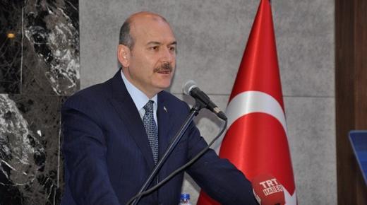 أزيد من 130 ألف مهاجر غادروا تركيا باتجاه اليونان (وزير الداخلية)
