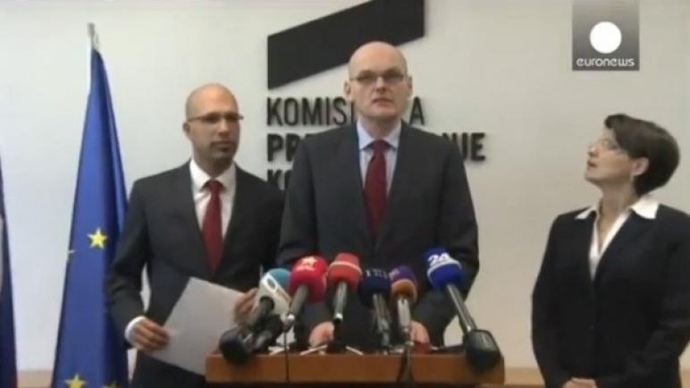 """الحكومة السلوفينية الجديدة تعتزم تطبيق إجراءات """"أكثر صرامة"""" لمواجهة تدفقات اللاجئين"""
