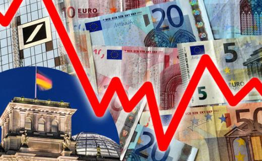 """خبراء يتوقعون انكماشا """"كبيرا """" في الاقتصاد الألماني"""