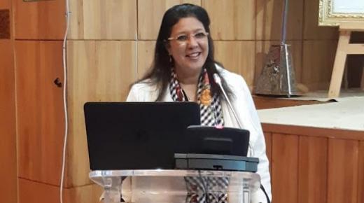 جميلة صدقي..أول قاضية مغربية لدى المحكمة الإدارية للاتحاد الإفريقي