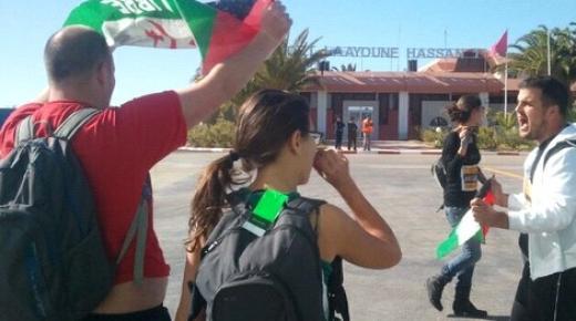 """""""زيارة بنوايا خبيثة"""" .. المغرب يطرد داعمين للبوليساريو من العيون"""