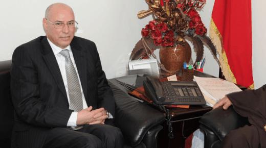 تعيين الدبلوماسي المغربي أحمد رشيد خطابي أميا عاما مساعدا مكلفا بقطاع الرقابة المالية بالجامعة العربية