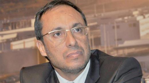 تعرض السيد عبد القادر اعمارة للإصابة بفيروس كورونا المستجد