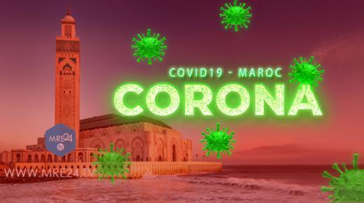 كورونا في المغرب : تسجيل 35 حالة مؤكدة ليترفع العدد الإجمالي إلى 437 حالة
