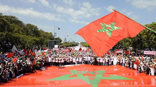 تنسيقية مغاربة الشتات توجه رسالة شكر و امتنان لجلالة الملك محمد السادس نصره الله