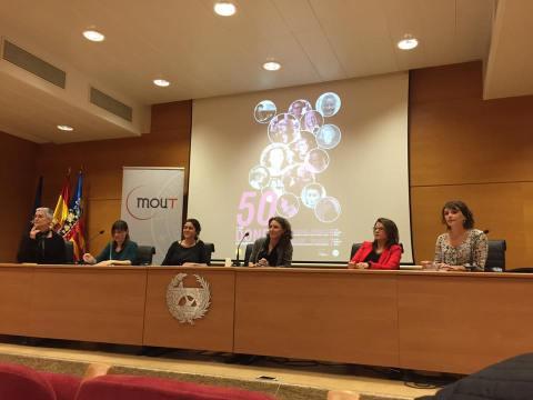 jornadas feministas UPV mesa redonda
