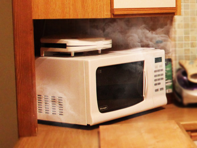 5 common microwave oven problems