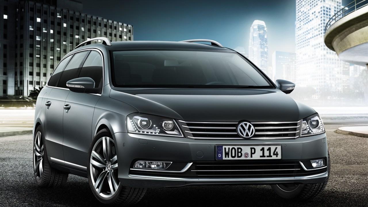 TBI Rent VW Passat Variant ©Volkswagen Group