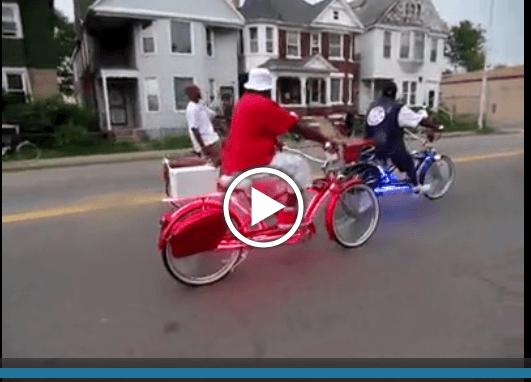 asScreenshot 2 - Bici da passeggio? Non ne avete mai viste cosi...(video)