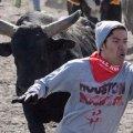 Running with the Bulls Selfie - I 10 selfie estremi più belli del mondo