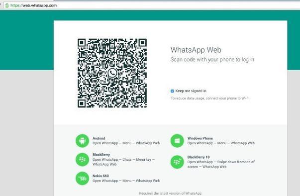 """whatsapp 524 kJLE U10401550793428Rn 700x394@LaStampa.it  - WhatsApp Web: come rendere la pagina """"un'applicazione Windows""""- video guida"""