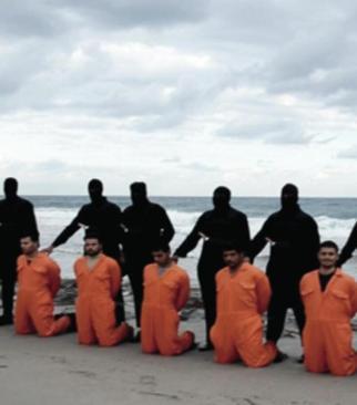211135 1a2 - L'Isis pronta a penetrare nel sud dell'Europa Gli inglesi pubblicano il piano segreto dei tagliagole