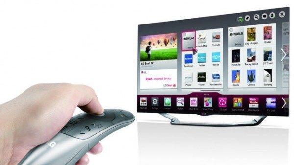 lg smart tv t - Kinect e Smart TV violano la nostra privacy