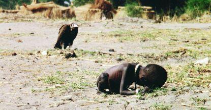Bambino Avvoltoio - Immigrati e Italiani: una mia personale opinione