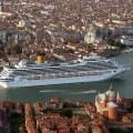 Crociera venezia2 - Venezia come Atlantide potrebbe sparire?