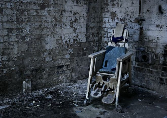 hellingly hospital 138454 - 10 luoghi più horror del mondo