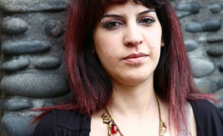 LIna 1 - E' morta Lina Ben Mhenni