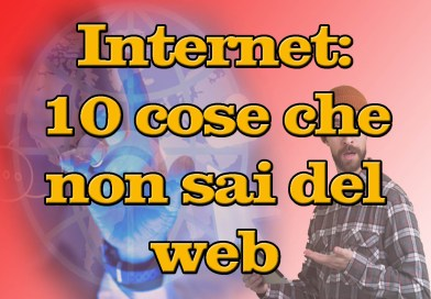 Internet: 10 cose che non sai del web