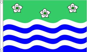 Durham City Flag Medium Mrflag