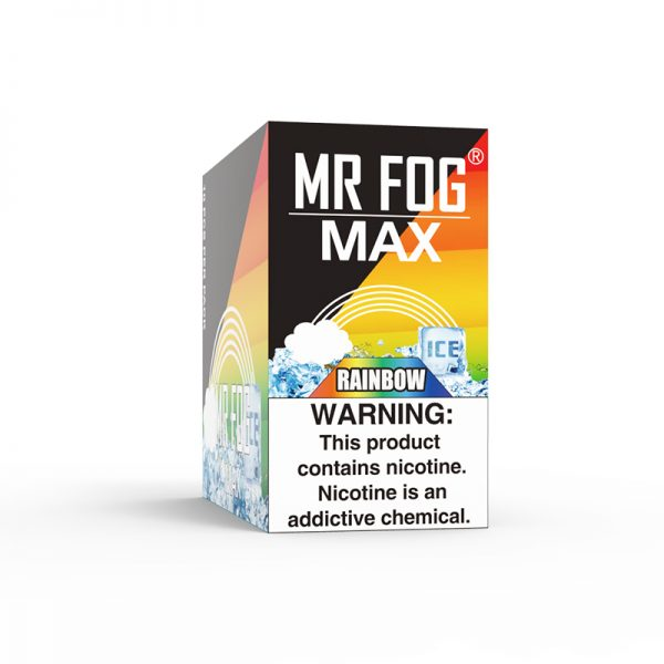 MR FOG MAX RAINBOW CANDY