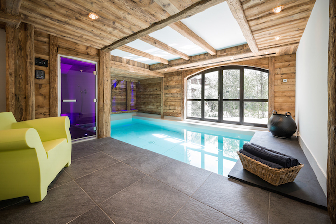 Chalet Shar Pei private pool