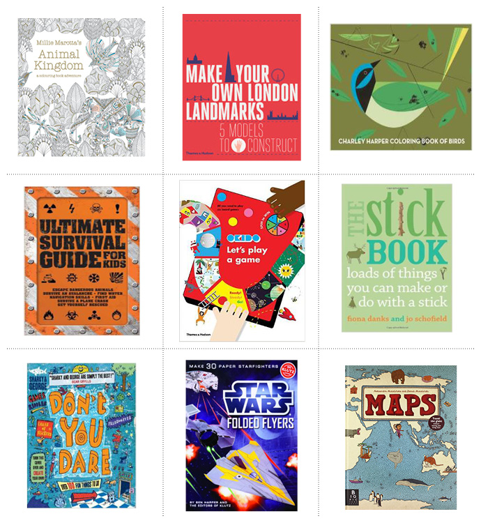 Best Activity Books