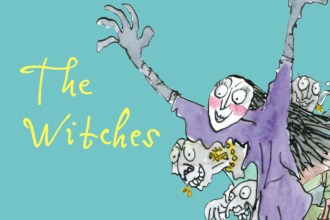 Roald Dahl Witches