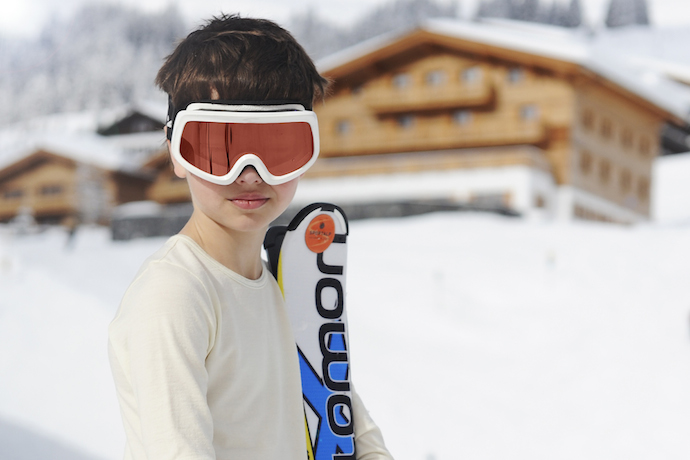 Love my Smalls Ski