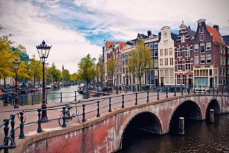 Amsterdam family holiday