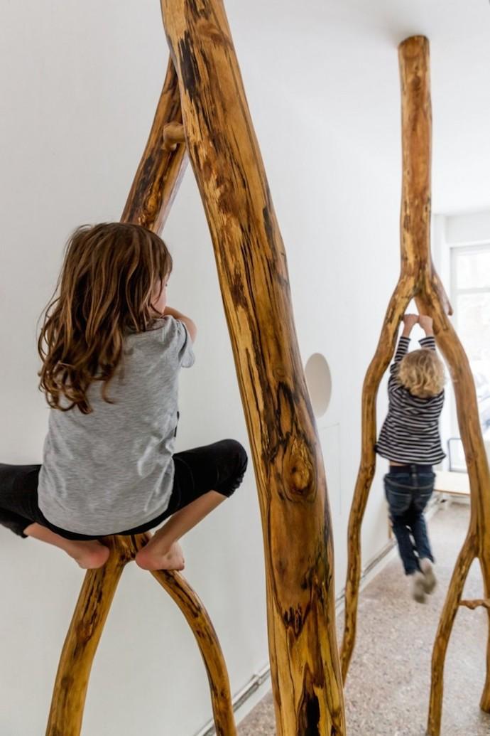 Indoor Climbing Frame
