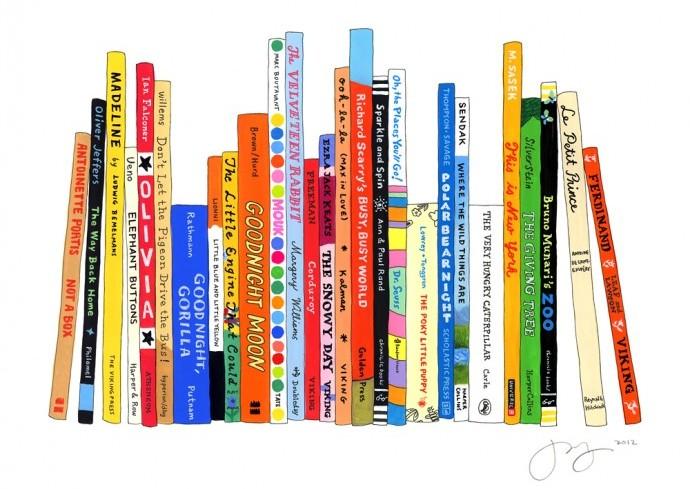 Jane Mount Kids Books