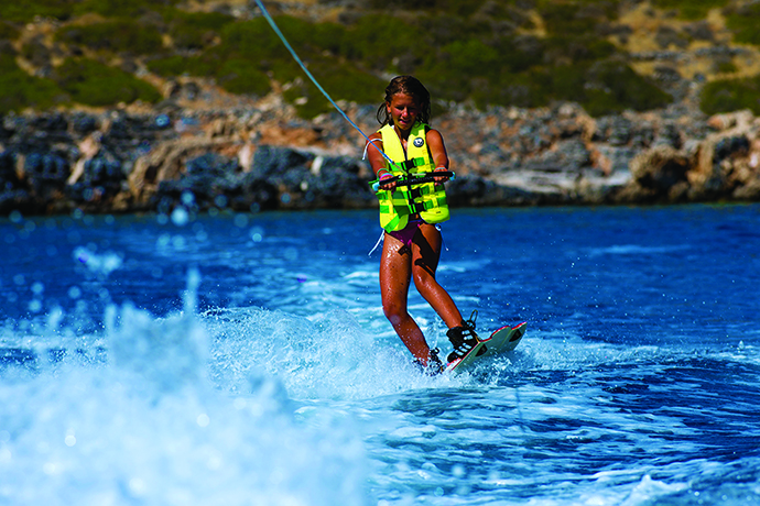Powder Bryne Wakeboarding Holiday